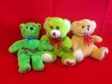 Assorted Bear Plush Grafton Clarence Valley Preview