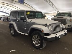 2016 Jeep Wrangler Sahara 4X4, CLOTH, SEATS 5, SIRIUS RADIO