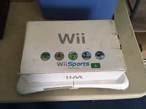 Wii Console includes Wii Sport and Wii Fit Old Reynella Morphett Vale Area Preview