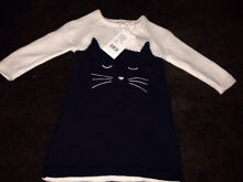 Seed navy knit dress0 Kellyville The Hills District Preview