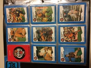NRL  footy card collection Dee Why Manly Area Preview