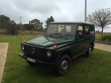 Mercedes g wagon 280ge 1981 g series Young Young Area Preview