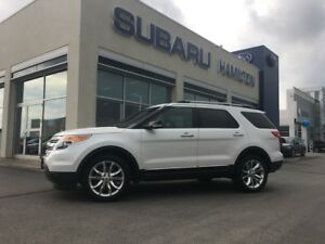 2014 Ford Explorer XLT ONE OWNER | NO ACCIDENTS