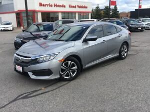 2016 Honda Civic LX A/C FUEL SAVER