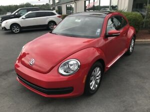 2014 Volkswagen The Beetle 2.0 TDI Comfortline TURBO DIESEL!!