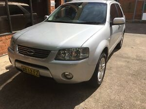 2004 Ford Territory GHIA Oatley Hurstville Area Preview