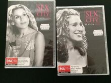 Sex and the city seasons 1&2 brand new $15 for both Upper Coomera Gold Coast North Preview