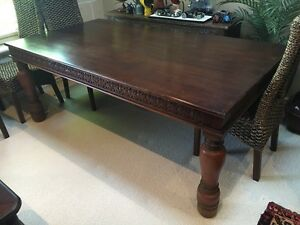 6-8 Seater Dining Table Wembley Downs Stirling Area Preview