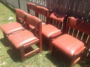 6 chairs Leichhardt Ipswich City Preview