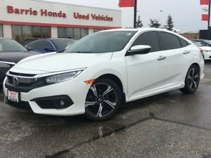 2017 Honda Civic Touring LEATHER!!!!