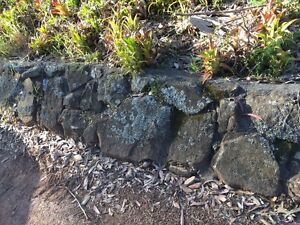 Bush rocks    free free free Dural Hornsby Area Preview