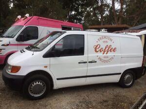 Coffee van Mundijong Serpentine Area Preview