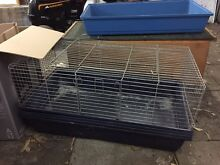 Guinea pig or rabbit indoor plastic and wire cages, Canning Vale Canning Area Preview