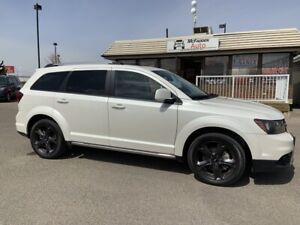 2018 Dodge Journey Crossroad SAVE OVER $15,000 OVER NEW!