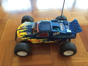 GS Racing Shadow ST1, 1/10 scale 4WD nitro RC stadium truck Woollahra Eastern Suburbs Preview