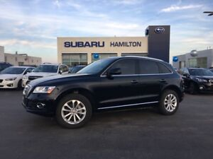2016 Audi Q5 2.0T Progressiv ONE OWNER | NO ACCIDENTS | LOW KM's