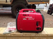Honda EU20i inverter generator Whyalla Playford Whyalla Area Preview