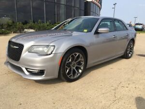 2017 Chrysler 300 S 8 SPEED AUTOMATIC 3.6L LEATHER SUNRROF SPORT