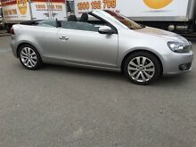 2012 VW Golf convertible TSi with RWC and rego Waterford Logan Area Preview