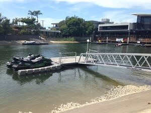 Great Concrete Deck Pontoon Surfers Paradise Gold Coast City Preview