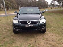 Beautiful 4WD,amazing condition and low km's Flynn Belconnen Area Preview