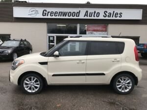 2013 Kia Soul 2.0L 2u LOW KM! FINANCE NOW!