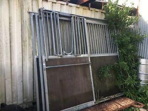 Horse stable dividing gate Albany Albany Area Preview