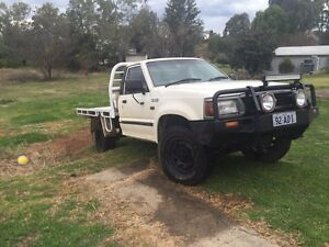 For sale 4x4 courier Texas Inverell Area Preview