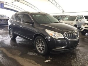 2014 Buick Enclave Leather AWD, LEATHER, SUNROOF, DRIVER ALER...