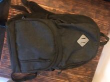 Black backpack/rucksack Fitzroy Yarra Area Preview