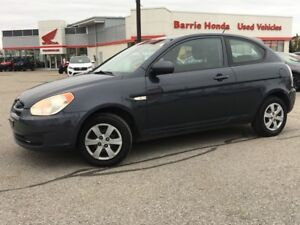 2010 Hyundai Accent AS IS VEHICLE