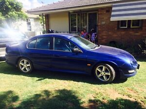 Ford AU xr6 Muswellbrook Muswellbrook Area Preview