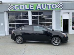 2011 Nissan Sentra SE-R Low Kms - Accident and smoke free!