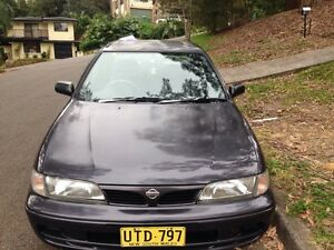 Nissan Pulsar Wyoming Gosford Area Preview