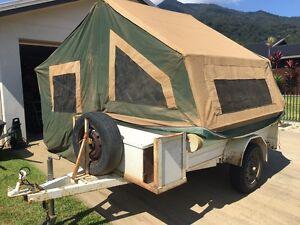 Camper trailer Bentley Park Cairns City Preview