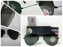 Authentic Ray-Ban Aviator 3025 Thomastown Whittlesea Area Preview