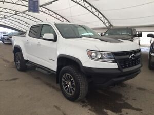 2018 Chevrolet Colorado ZR2 HEATED SEATS, REAR VISION CAMERA,...