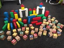 Wooden Blocks Banyo Brisbane North East Preview