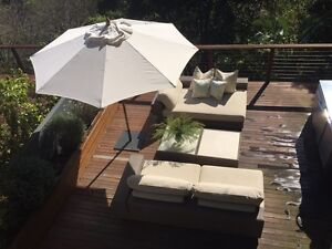 King Furniture outdoor lounge setting Neutral Bay North Sydney Area Preview