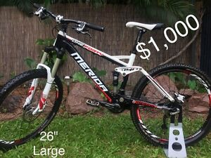 Mountain bike Bakewell Palmerston Area Preview