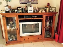 TV unit and tv Theodore Tuggeranong Preview