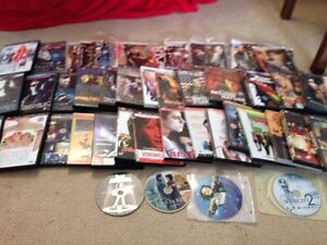 DVDs bulk lot Cronulla Sutherland Area Preview