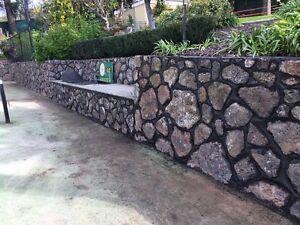 Stonemason, stonework, retaining walls, sleeper, paving, block walls Cranbourne Casey Area Preview