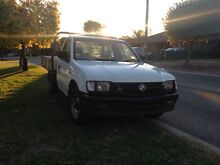Holden rodeo 2002 low km Stirling Stirling Area Preview