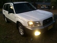 2003 Subaru Forester XS Quakers Hill Blacktown Area Preview