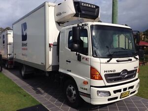 Truck - Hino 2012  FE 1426 Forster Great Lakes Area Preview