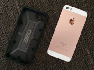 iPhone SE / Bell / Rose Gold