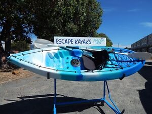 Aussie KAYAKS factory sale.  Sit-on-top kayak fishing, river, sea Perth Region Preview