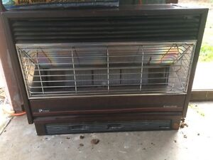 Pyrox Executive Gas Heater 2 speed fan Essendon Moonee Valley Preview