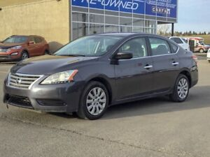 2013 Nissan Sentra 1.8 S 1.8S - ONE OWNER
